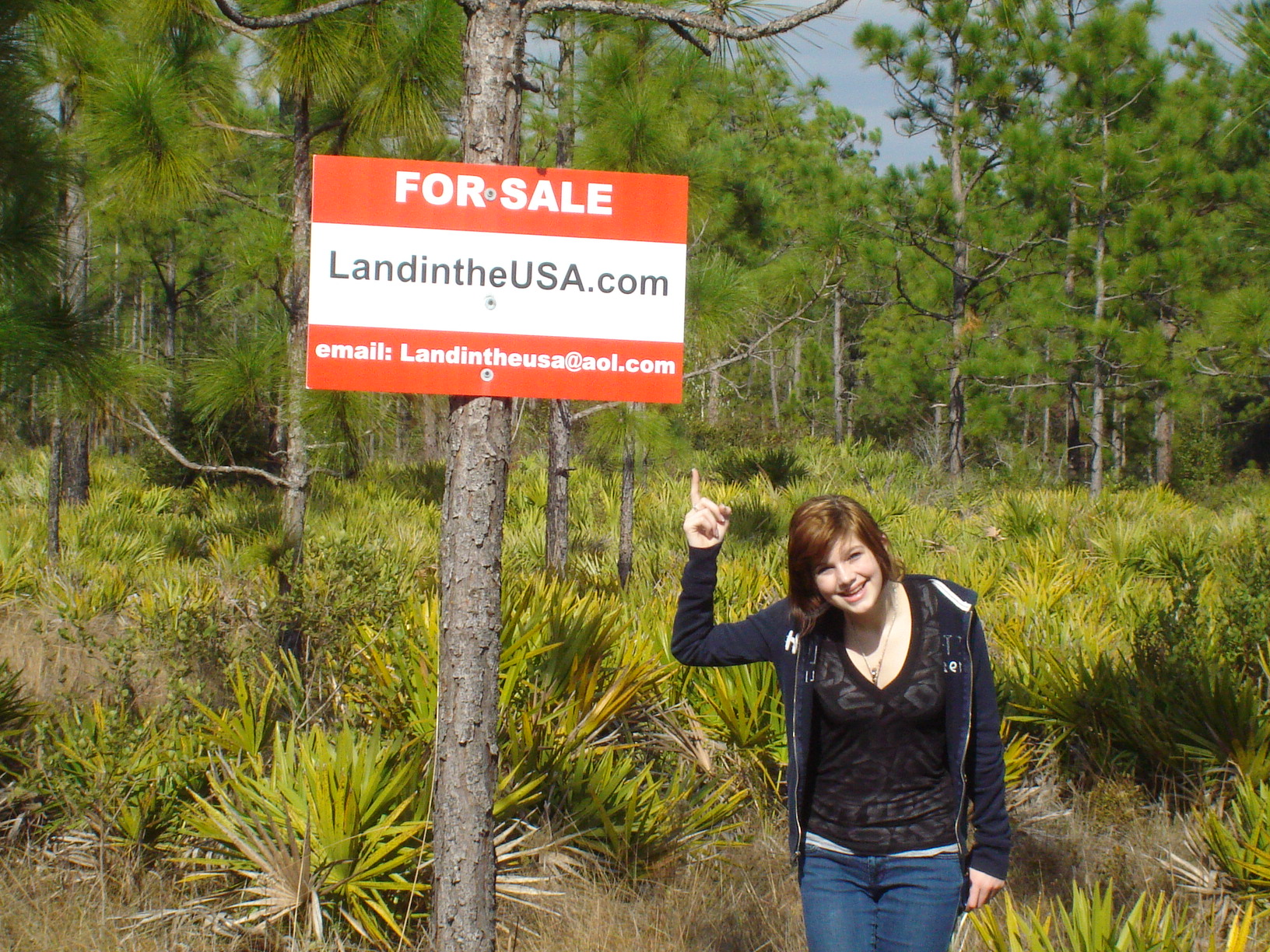 Holopaw Florida Suburban Estates FL Dry lot for sale