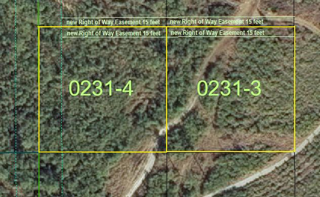 Suburban Estates Holopaw dry lots for sale with key
