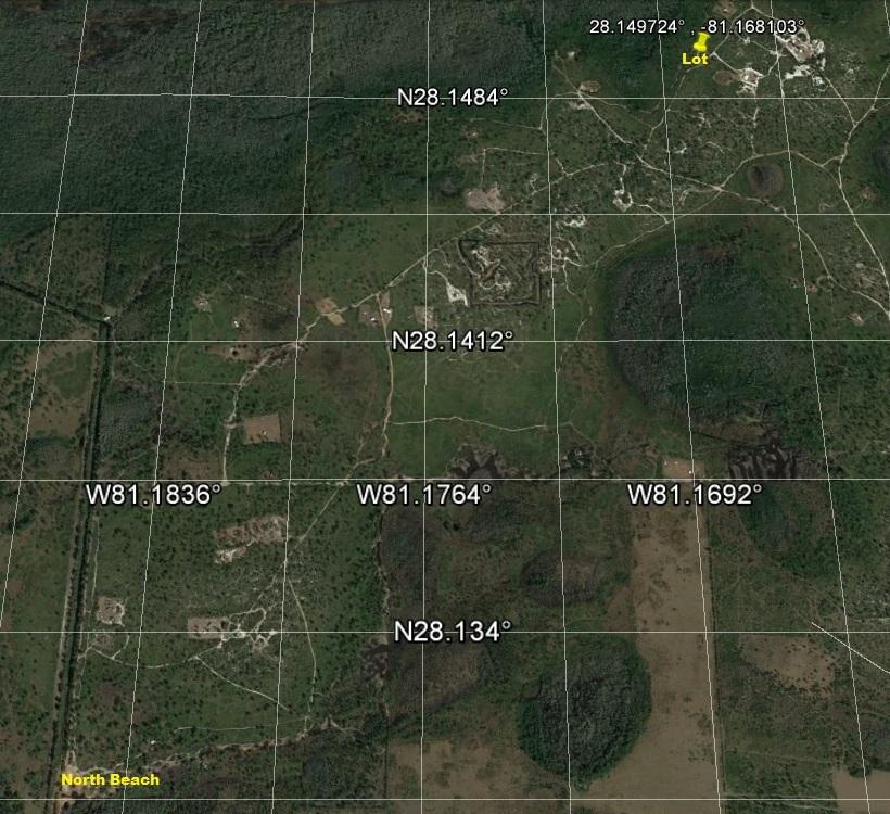 Suburban Estates Recreational hunt land Florida FL atv