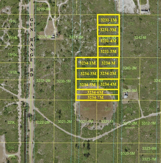 Suburban Estates Holopaw Camp Lots For Sale