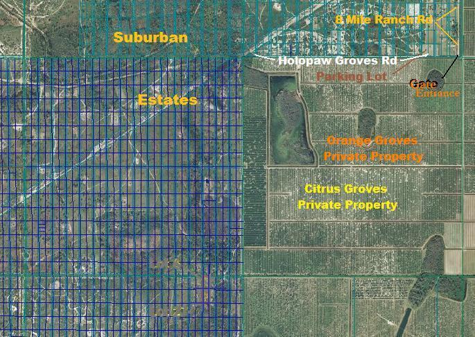 Holopaw FL Suburban Estates