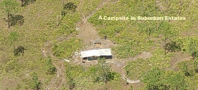 Suburban Estates Campsite Holopaw
