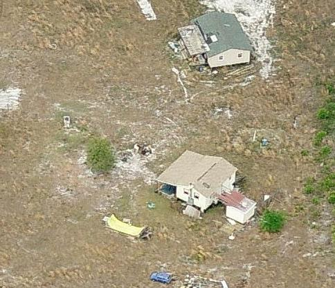 Suburban Estates Camp site lot