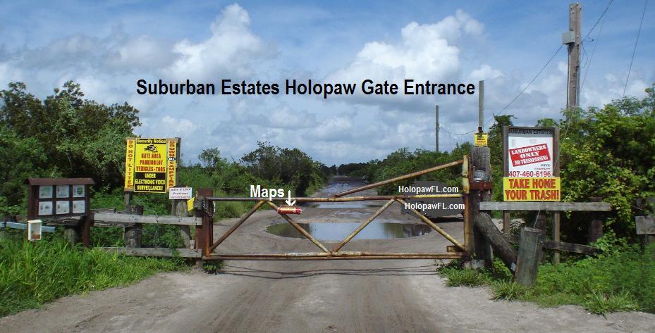 Suburban Estates Holopaw