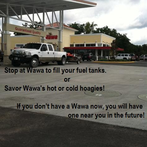 Wawa Saint Cloud Florida