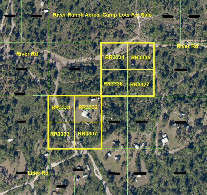 River Ranch Acres RRPOA Camp Lot Florida Recreational Land