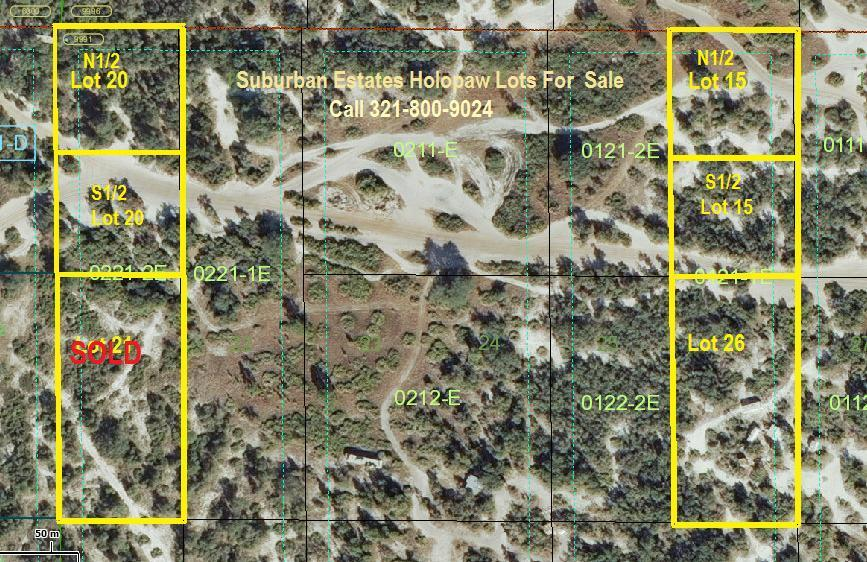 suburban estates holopaw recreational lots for sale