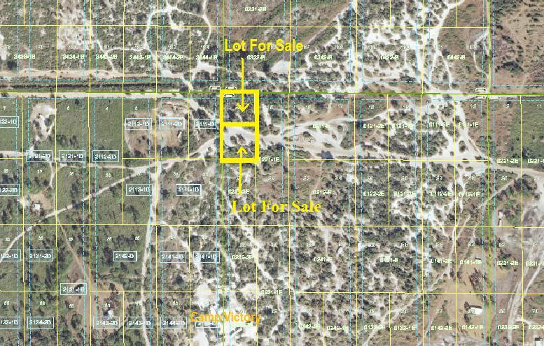 Suburban Estates lot for sale Holopaw Florida