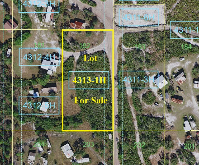 Suburban Estates Holopaw Florida Recreational Land for sale 1.25 acre