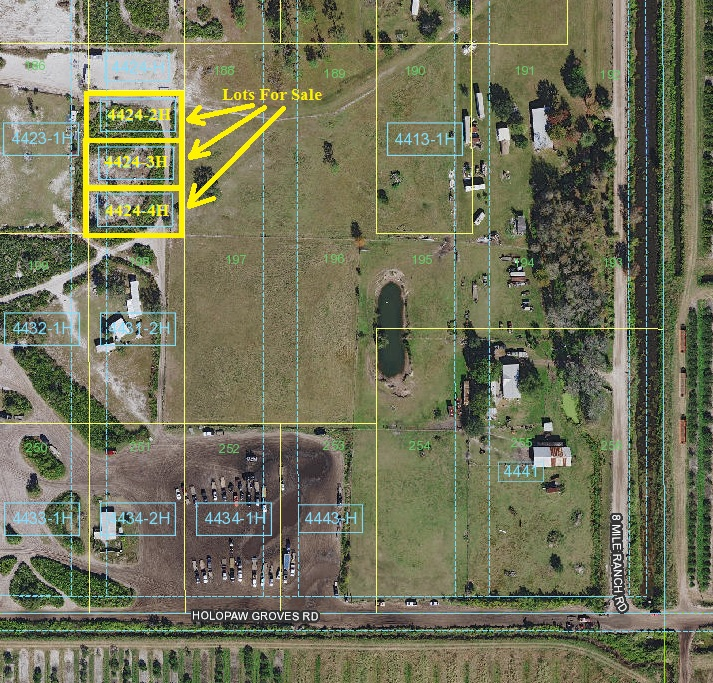 Suburban Estates Holopaw Florida Lots for sale Atv Hunting Camping
