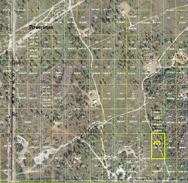 Suburban Estates lot for sale 1.25 acre Holopaw Florida