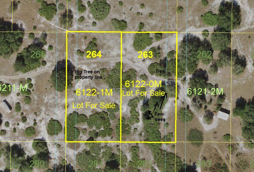 Suburban Estates Camp Lot Holopaw Florida for sale land