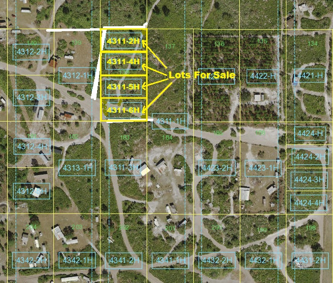 Suburban Estates Holopaw Florida Recreational Lots